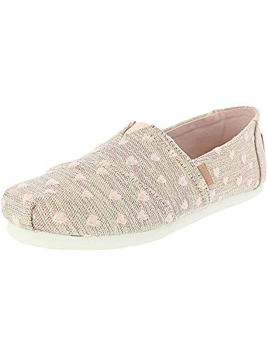 TOMS Jungen Unisex-Kinder Youth Alpargata Espadrilles, Pink (Rose Cloud 000), 30 EU