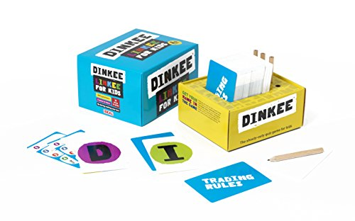 Dinkee Linkee for Kids Game from Ideal