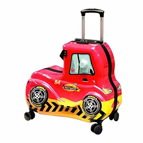 Maleta Trunky para niños de 24 '- Maleta para niños con Cerradura TSA Maleta Extensible para Equipaje