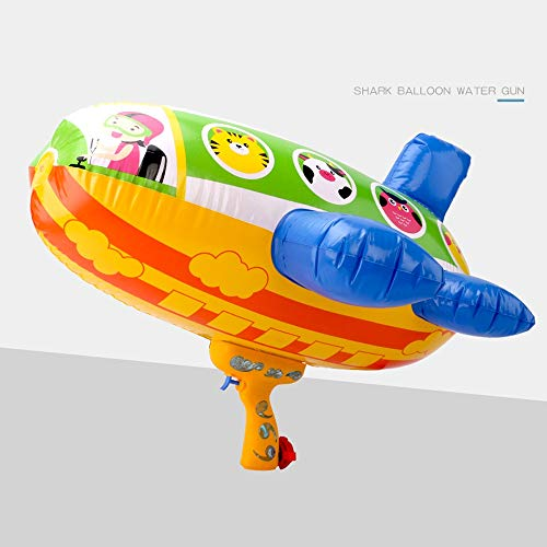 Lihgfw Ballon van de cartoon Kinderen Water Gun Toy Outdoor Summer Water Splashing Water Splashing Festival Boys and Girls Watergevecht Ouder-kind interactie