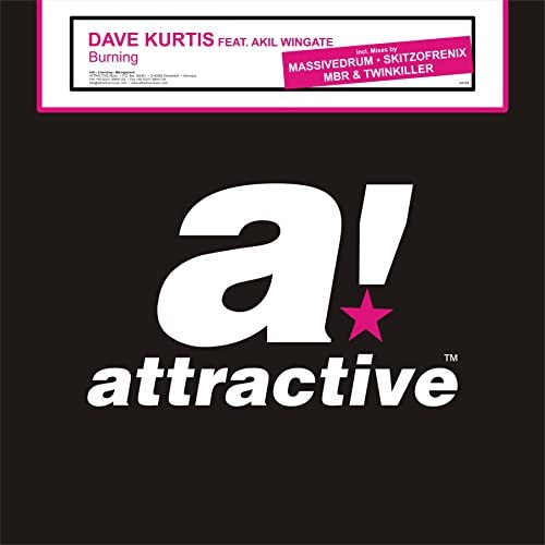 Dave Kurtis Feat. Akil Wingate