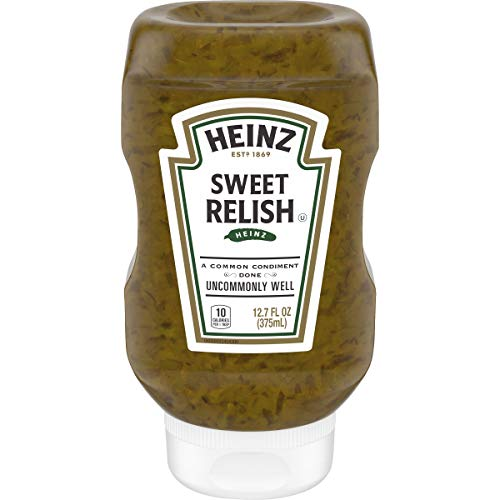 Heinz Sweet Relish 375ml Bottle