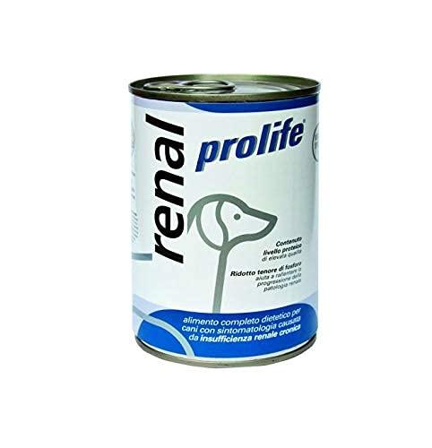 Prolife Umido Cane Renal Formula Veterinaria 400 gr x 6