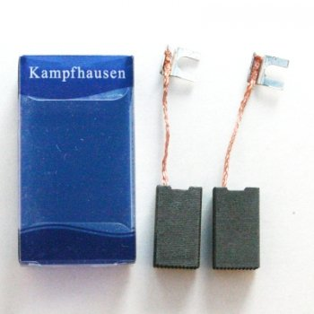 Kohlebürsten f. Bosch PWS 12-180,GDS 24,GDS 30,GBM 16-2 RE,GBM 23-2,PKS 65