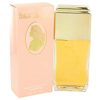 WHITE SHOULDERS by Evyan Women s Cologne Spray 4.5 oz - 100% Authentic by Evyan