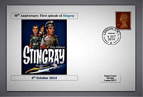 GB 2014 50th Anniversary of 1st Episode of Stingray privately Produced...