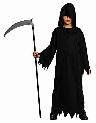 Rubie's NEU Kinder-Kostüm schwarzes Gewand, Gr. 116-128