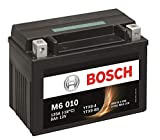 Bosch 508012008 M6010 Motorcycle Battery YTX9-BS-12V AGM 8A / h-80A