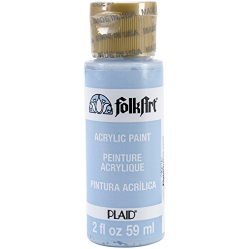 FolkArt Acrylic Paint in Assorted Colors (2 oz), 2597, Blue Belle