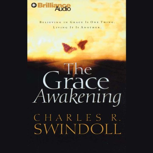 The Grace Awakening audiobook cover art
