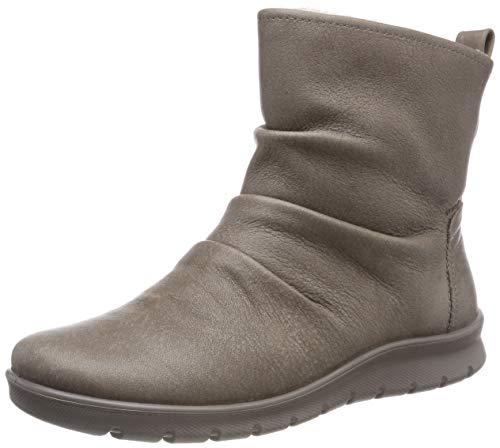 ECCO Damen Babett Boot Stiefeletten, Grau (Moon Rock 2459), 40 EU