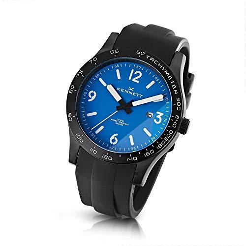 Kennett-Reloj, Kennett Illumin8, color azul
