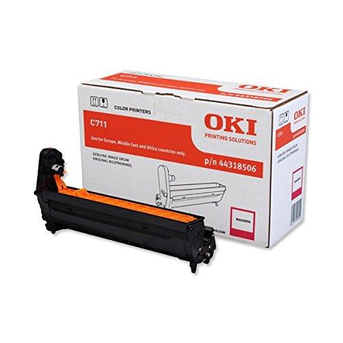 OKI 44318506 C711 Trommelkartusche magenta 20.000 Seiten