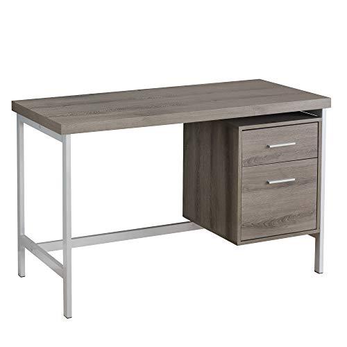 HSAW Höhenverstellbarer Stehpult Einfacher Kompakter Bürocomputertisch Mit Schubladen Quick Sit to Stand Desk Riser