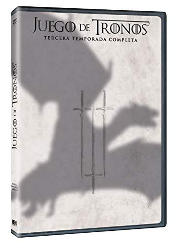 Juego De Tronos Temporada 3 [DVD]