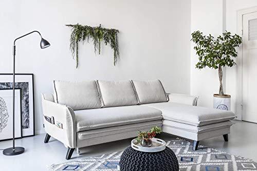 Canapé d'angle 4 places Confort