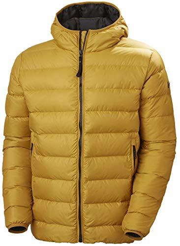 Helly Hansen Svalbard Down Jacket Abrigo, 349 ARROWWOOD, M para Hombre