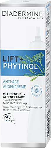 DIADERMINE LIFT+ PHYTINOL Anti-Age Augencreme 15ml