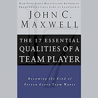 The 17 Essential Qualities of a Team Player cover art