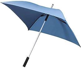 All Square paraplu, handopening, 94 cm, lichtblauw
