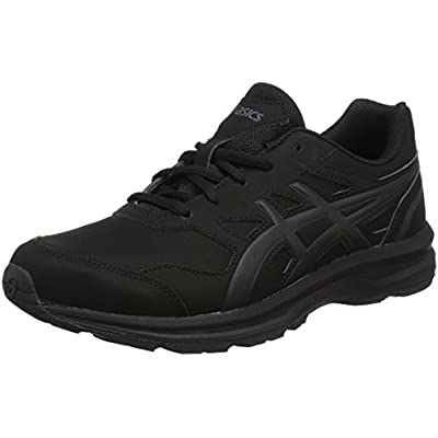Asics Gel-Mission 3, Walking Shoe Hombre, Negro (Black/Carbon/Phantom 9097), 44.5 EU