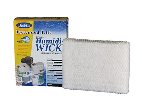 Universal Humidifier Wick Filter Cut to Fit