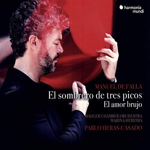 Pablo Heras & Mahler Chamber Orchestra - Falla El Sombrero De Tres Picos