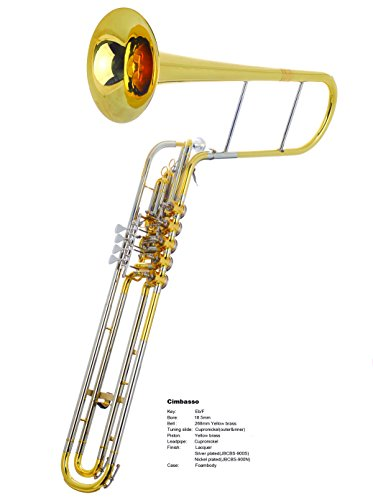 O'Malley Instruments Cimbasso in F