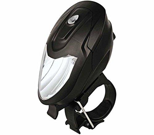 OSRAM LEDsBIKE FX-70, leistungsstarker Scheinwerfer für Radfahrer mit Tagfahrlicht-Funktion, wiederaufladbare LED-Frontleuchte, Beleuchtungsstärke 70 lx, LEDBL101, Faltschachtel (1 Stück) - 2