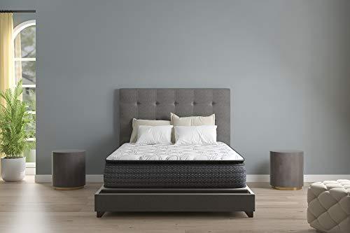 Ashley Limited Edition 11 Inch Pillowtop Hybrid Mattress - CertiPUR-US Certified Gel Foam, Queen