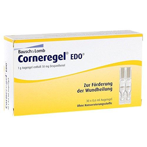 CORNEREGEL EDO 30X0.6ml Augengel PZN:4953576