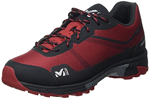 MILLET Homme Hike M Walking Shoe, Red Rouge, 44 EU