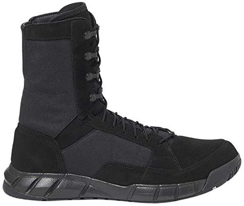 Oakley Men's Light Assault 2 Boots,11,Blackout