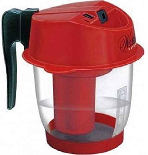 Wonder Steam Inhaler (Professional) Sauna Regular Vaporizer (Red)