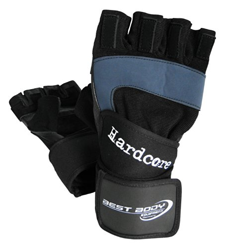 Best Body Nutrition Handschuhe Best Body - Hardcore Gloves, Paar, XXL