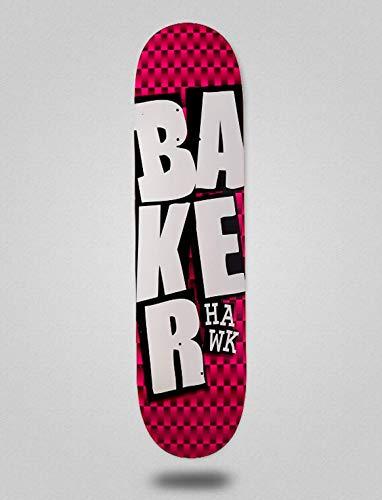 Baker Skateboard Hawk Stacked 8.3