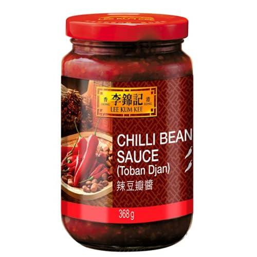 Lkk Salsa di Fagioli Piccanti Toban Djan - 368 g