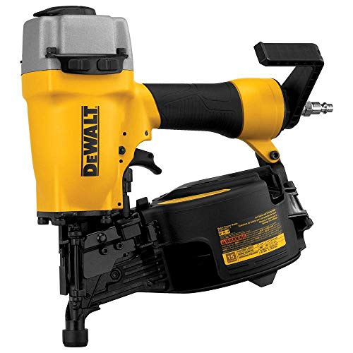 Dewalt DW66C-1R 15 Degree 2-1/2 inches Coil Siding Nailer (Certified Refurbished)