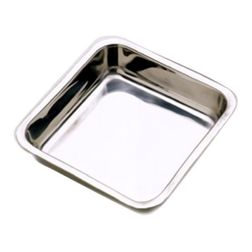 NORPRO 3814 Stainless Steel 8' Square Cake Pan