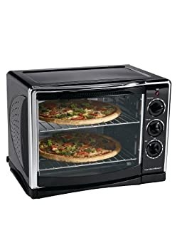 Hamilton Beach 31197 Countertop Oven with Convection and Rotisserie (B0002HDWNS) | Amazon price tracker / tracking, Amazon price history charts, Amazon price watches, Amazon price drop alerts