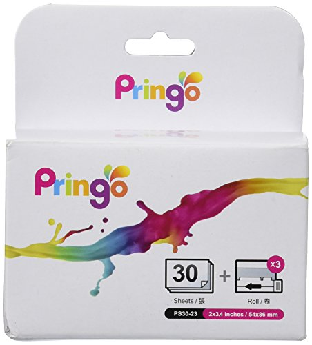 pringo portable photo printer - 9
