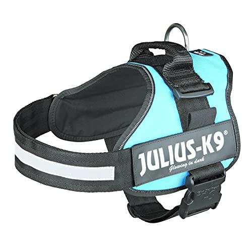 JULIUS-K9 Arnés Julius-K9 Power Aguamarina para Perros