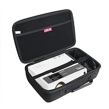 Hermitshell Hard Travel Case for TMY Projector 6500 Lumen Video Projector