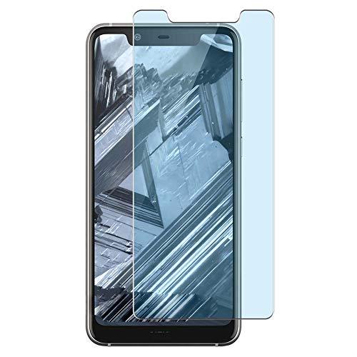 Vaxson 4-Pack Anti Luce Blu TPU Pellicola Protettiva, compatibile con NOKIA 5.1 PLUS NOKIA X5, Screen Protector Film [ Non Vetro Temperato ]
