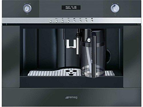 Smeg CMSC451NE Einbau-Kaffeevollautomat, schwarz
