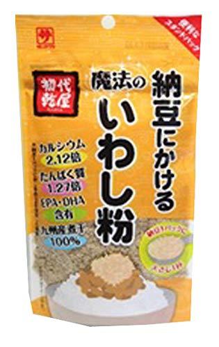 カクサ 納豆にかける魔法のいわし粉 25g×10個