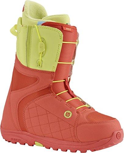 Burton Damen Boots Mint Black/Mint–Snowboard-Stiefel, rosa - Rose - Größe: 42