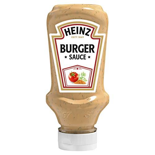 Heinz Salsa American Burger con salsa Worcester 230g