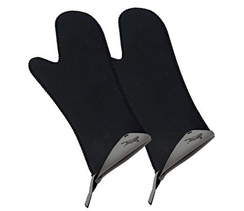 Spring Handschoen lang - grijs 1 Paar 2094065802