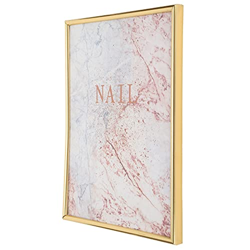 Nail Art Display Board, abnehmbare bruchsichere DIY Nail Sample Display Board für Nail Art Requisiten für Bilderrahmen für Fotografie Requisiten
